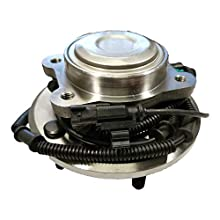 AF512493 x1 New Rear Wheel Bearing Hub Assembly For 2012 - 2016 Town Country, 12-17 Grand Caravan