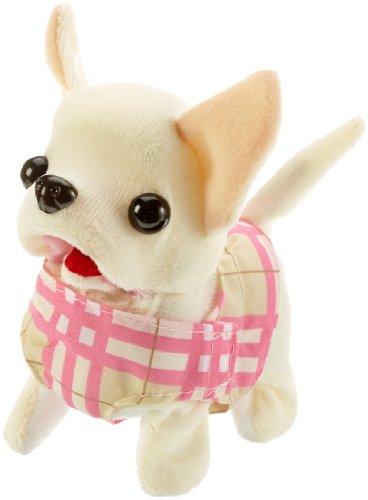 Simba 105892716 - Chi Chi Love kabelgesteuerter Plüschhund 13cm