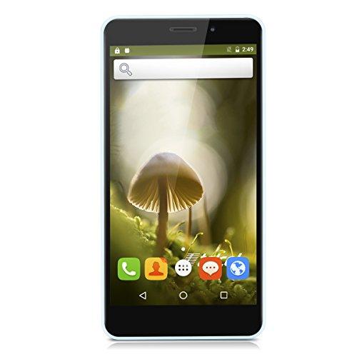 THL T9 PRO 5.5 Zoll 4G LTE Smartphone Android 6.0 Dual SIM Quad Cores 1.3GHz 2GB RAM 16GB ROM HD 1280*720 Pixels 8MP 2MP Dual Kamera Handy ohne Vertrag 3000mAh Akku Fingerprint GPS WIFI