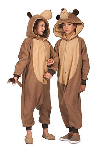 Childs Camel Costumes (RG Costumes 'Funsies' Humphrey The Camel Costume, Brown,)
