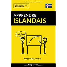 Apprendre l'islandais - Rapide / Facile / Efficace: 2000 vocabulaires clés