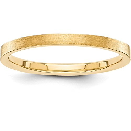 Buy findingking 14k gold wedding band sz 8 BEST VALUE, Top Picks Updated + BONUS