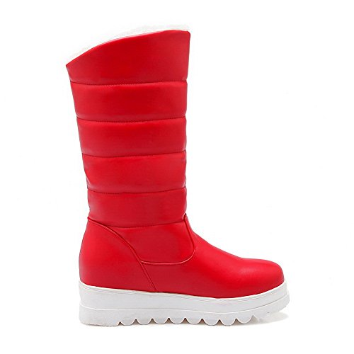 AdeeSu AdeeSu red Sxc01868 Plateforme Sxc01868 Femme Plateforme red Femme FwEIwU