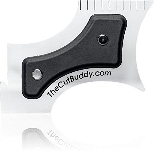 The Cut Buddy Template for Hair, Beard &
