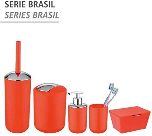 WENKO Aufbewahrungsbox mit Deckel Brasil Coral