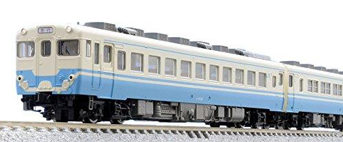 TOMIX Nゲージ  キハ58系急行ディーゼルカー 土佐  JR四国色 セット 3両 98980 鉄道模型 ディーゼルカー (メーカー初回受注限定生産) B074P1XKGH