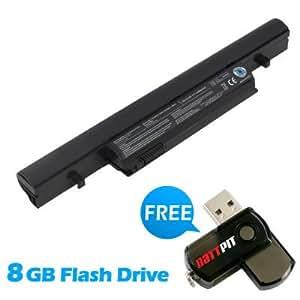 Battpit Bateria de repuesto para portátiles Toshiba Tecra R850-S8501 (4400 mah) Con memoria USB de 8GB GRATUITA