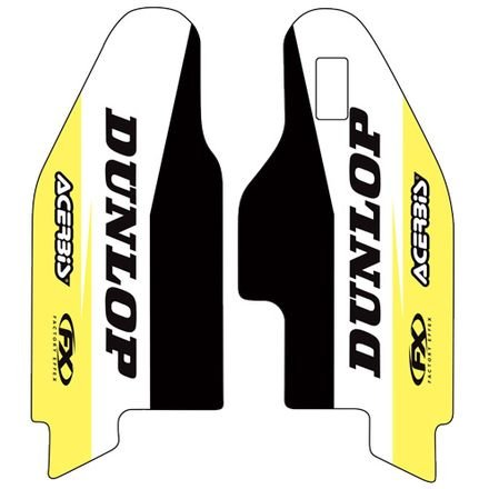 Factory Effex 19-40466 Sponsor Lower Fork (Sponsor Lower Fork)