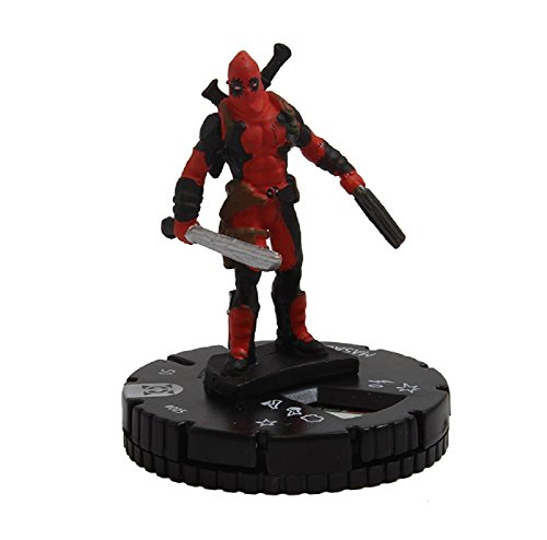 WizKids Marvel HeroClix: Deadpool and X-Force #005 Masacre Complete with Card