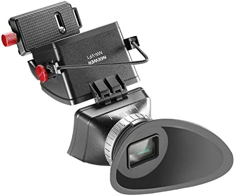 Neewer Universal 3 x LCD Visor con Flip-up Ocular y Ampliar ...