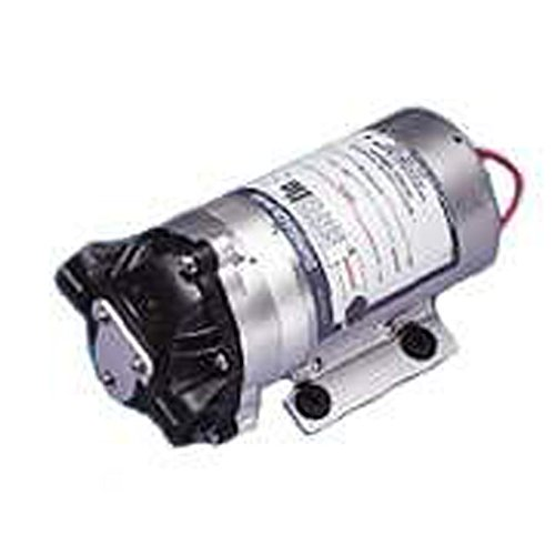 Shurflo 8010-101-205 LFO 24V Maximum 50GPD 1/4 inch JG 8000 Series RO Booster Pump