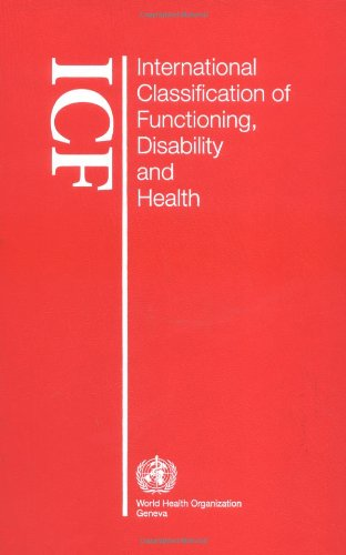 International Classification of Functioning, Disability and