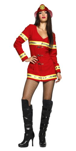 Leg Avenue Women's Firefighter Costume