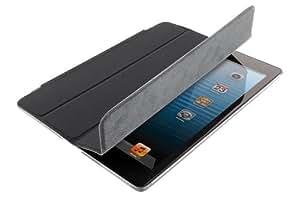 Trust 18894 - Funda smart case convertible en soporte para Ipad Mini, color negro