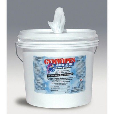 2XL Gym Antibacterial Wipes Bucket