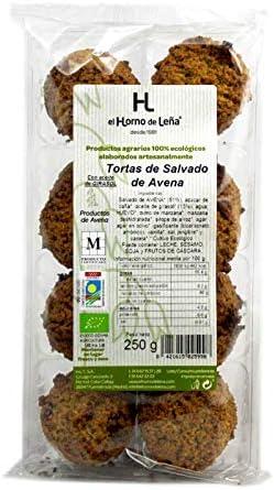 Horno de Leña Tortas De Salvado De Avena Eco 250 g: Amazon.es ...