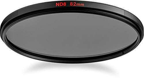 Manfrotto MFND8-82 Circular Lens Filter 82mm (Grey)