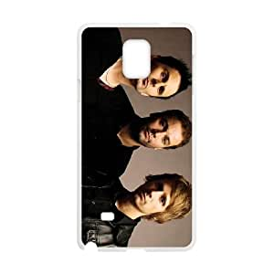 Samsung Galaxy Note 4 Cell Phone Case Covers White Muse MSU7215288
