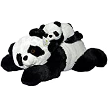 Super Soft Giant Panda Bears Stuffed Animals Set by Exceptional Home Zoo - 18