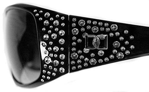 lunettes Noir de polarisés Lentille des et Fumée féminines de Polarisée de VOX lunettes soleil mode Frame Designer Gris tRCHU4wPq