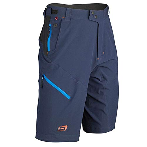 Bellwether Mesh - Bellwether 2017 Men's Scout Mountain/Casual Cycling Short - 62265 (Navy - 34(L))