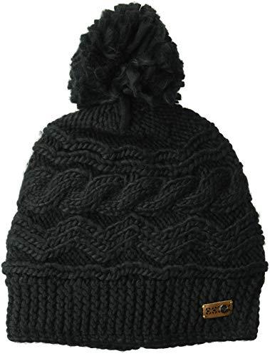 - Roxy Snow Junior's Winter Snow Beanie, True Black, 1SZ