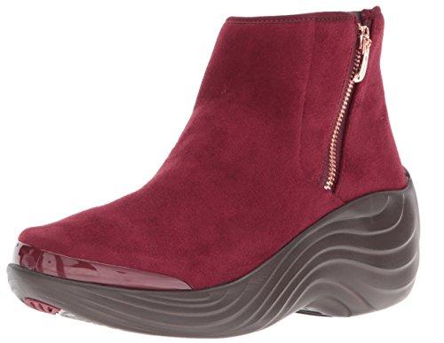 Bzees Womens Zora Boot Boot Wine