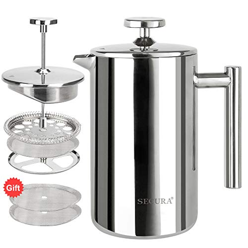4 cup french coffee press - 2