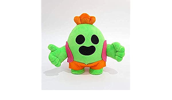 PAINUR Peluche 20Cm Juego Brawl Spike Cactus Peluches Peluche Muñeca para Niños: Amazon.es: Hogar