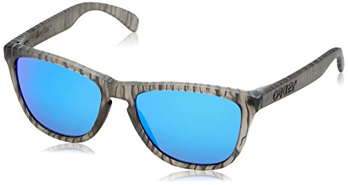 Oakley Men's Frogskins Non-Polarized Iridium Wayfarer - Oakley Collection Heritage