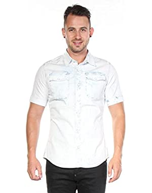G-star Men's Landoh Button-Front Shirts