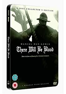 THERE WILL BE BLOOD STEELBOOK -PLAY EXCL [Francia] [DVD]