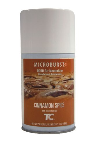 Technical Concepts Air Freshener - Technical Concepts Microburst 9000 Refills - Cinnamon