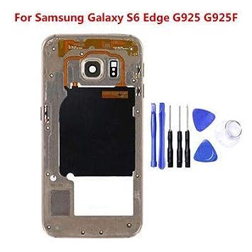 Amazon.com: FidgetKute - Carcasa para Samsung Galaxy S6 Edge ...