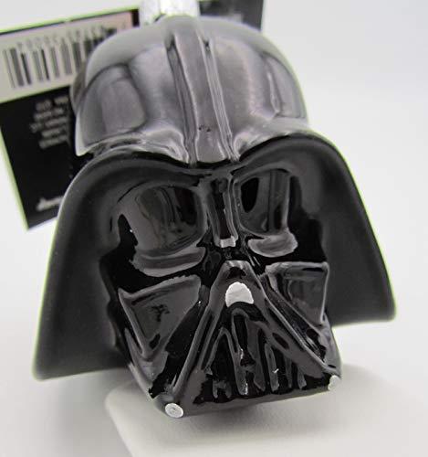 Hallmark Star Wars Darth Vader Helmet Blown Glass Christmas Tree Ornament ()