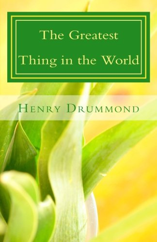 Download The Greatest Thing in the World pdf epub
