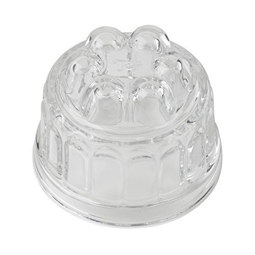 (Tala Jelly Mould Vintage Round Glass, White by Tala)
