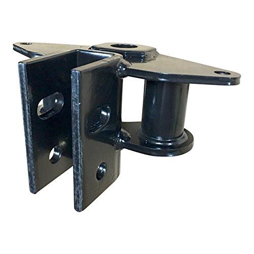 CURT 17076 MV Round Bar Weight Distribution Hardware Kit