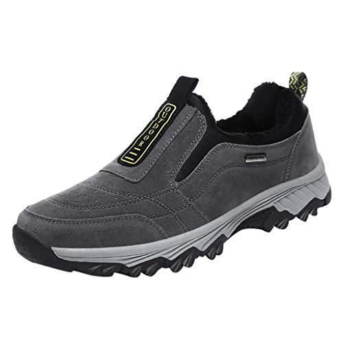 iHPH7 Walking Sneakers,Casual Breathable,Athletic Walking Running Shoes,Trail Running Shoe,Swim Shoes,Barefoot Shoes,Barefoot Running Shoes,Sport Hiking Water Shoe (44,Gray)
