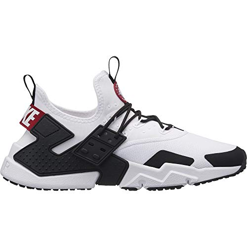 new arrival 91972 e624a Galleon - NIKE Men s Air Huarache Drift Running Shoe, White Gym Red-Black-White,  8.5