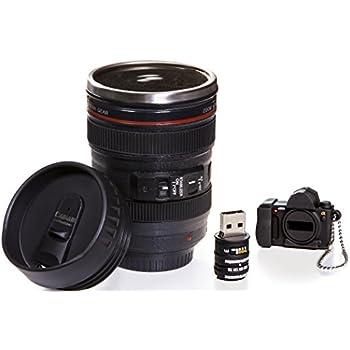 Marvelous Camera Lens Coffee Mug, 13.5 Oz :: Exact Replica Of Canon EF 24  Home Design Ideas