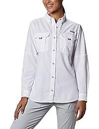 Women's PFG Bahama II Long Sleeve Breathable Fishing Shirt