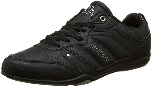 Kappa Talia - Zapatillas de deporte Mujer Negro - Noir (914 Black/Silver)