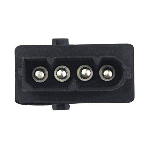 Dade 4 Pin Brake Light Switch for 1992-1999 E30 E36 3 Series 1987-1989 E24 E28 5 & 6 Series by Dade (Image #2)