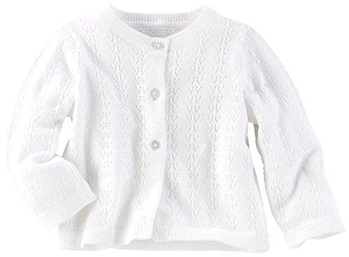 OshKosh B'Gosh Baby Girls' Layering 12046310, White (100), 24M
