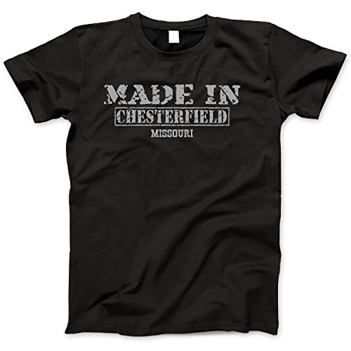 Hometown Made In Chesterfield, Missouri Retro Vintage Style - Chesterfield Town
