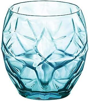 BORMIOLI Rocco Set 6 Pack 6 bicchieri vetro BISTRO /'cl14 APERITIVO