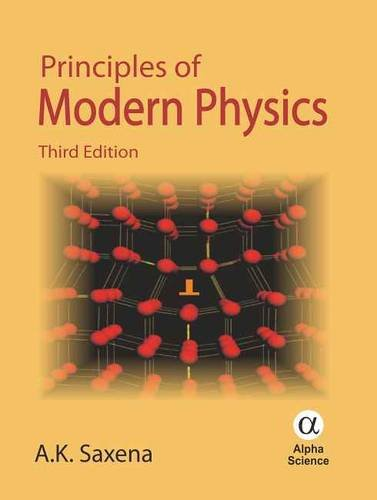 Principles of Modern Physics, Third Edition