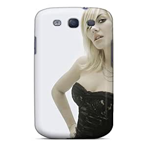 Hot Fashion UJC5115xUEs Design Case Cover For Galaxy S3 Protective Case (elisha Cuthbert 21)