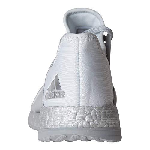 White Xpose 9 Shoe 5 Women's Us Adidas Pureboost M Grey mid Running S xqEAw1awY